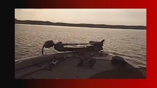Late Summer Bass Fishing - Jordan Lake NC