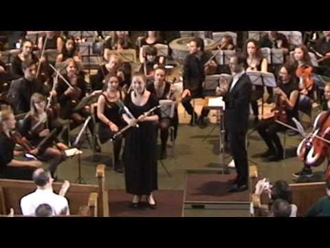 Zurich Youth Symphony Orchestra (Sinfonietta) June 2016 Focus on Soloists