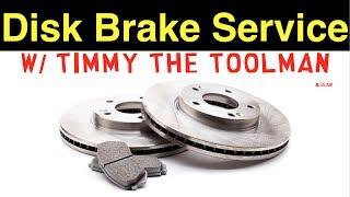 Disk Brake Service