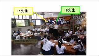 Team Teaching_แบ่งนักเรียนออกเป็น2กลุ่มแล้วคอรัสพร้อมกัน Team Teach...