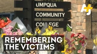 Remembering The Oregon Shooting Victims