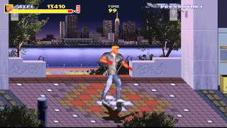 [Demo] Streets of Rage 4: Silent Storm