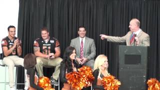 Arizona Rattlers Press Conference, Players, 8-21-13