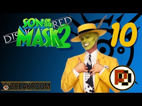 SON OF THE MASK 2 - Dishonored Gameplay Part 10 | The Breakroom