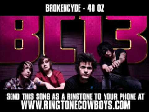 Brokencyde - 40 OZ [New Video + Lyrics + Download]