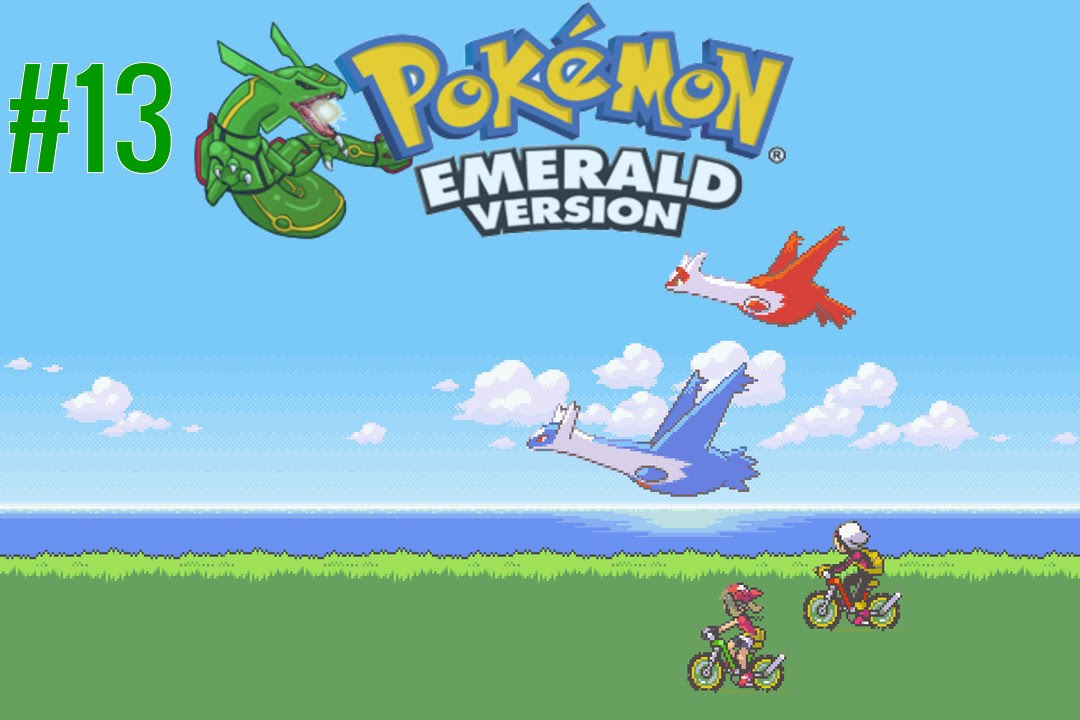 pokemon emerald how to get pokerus