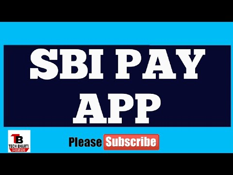 Sbi pay app | how to send money through upi | bank account | adhar card |