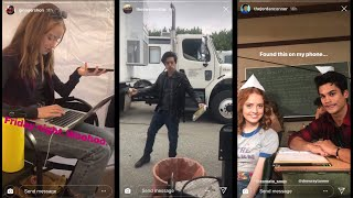 Riverdale Cast Instagram Stories Compilation (With Sound)