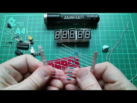 Fairly Easy - Frequency Counter - Electronic Kit Build (part 1)