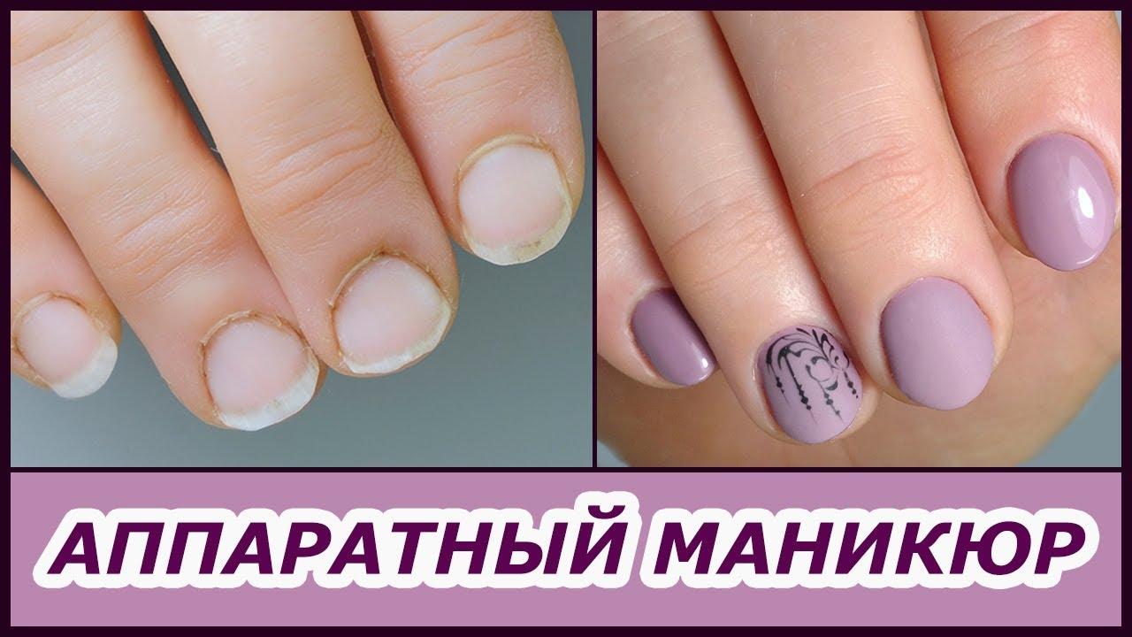 Дизайн Маникюра С Розами