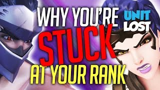 Overwatch - Why YOU'RE STUCK At Your RANK!
