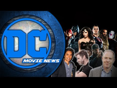 "With Fewer Cooks in the DCEU Kitchen, What's Next?"" - DC Movie News"