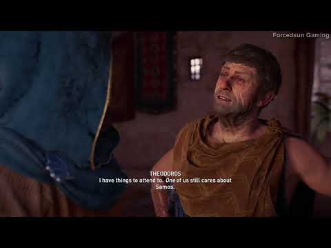 Assassin's Creed Odyssey Every Story Has An Ending Quest