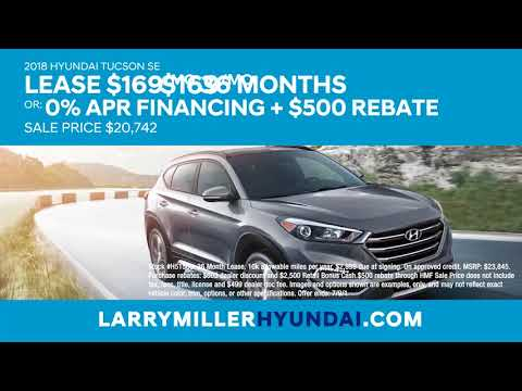 Shop Our Epic Summer Sales Event! | Larry H  Miller Hyundai Peoria