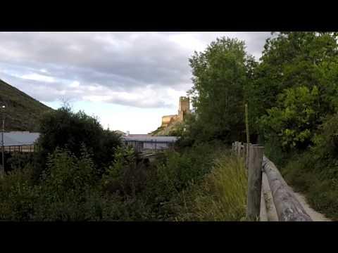 Nacimiento del rio Queiles en Vozmediano (Soria). Falda del Moncayo