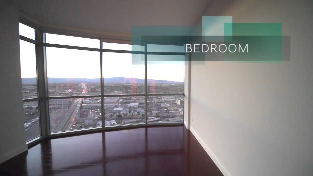 Allure High Rise Condo In Las Vegas 200 W Sahara Ave 3201 Youtube