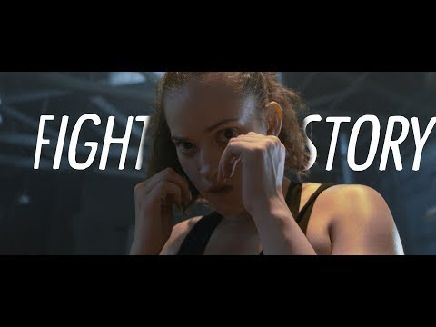A Fight Story • Female Bare Knuckle Boxing (NHB/UFC)