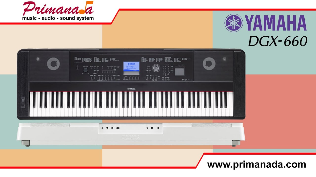 yamaha dgx 660 digital piano review youtube. Black Bedroom Furniture Sets. Home Design Ideas