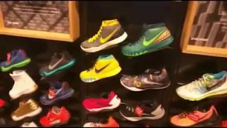 Periscope 24/11: Visita Foot Locker 34th St NYC