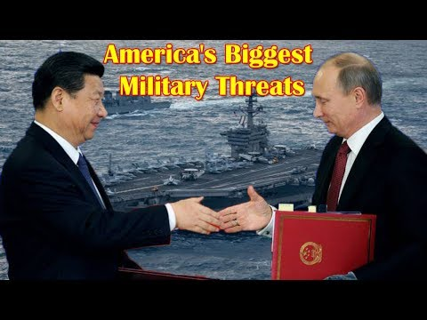 Pentagon: Russia and China Are America's Biggest Military Threats