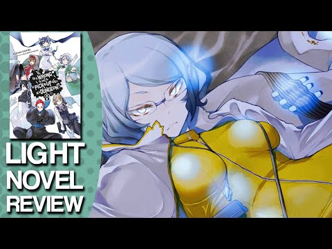 is-it-wrong-to-try-to-pick-up-girls-in-a-dungeon-volume-8-light-novel-review