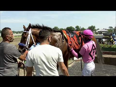 video thumbnail for MONMOUTH PARK 07-05-20 RACE 6