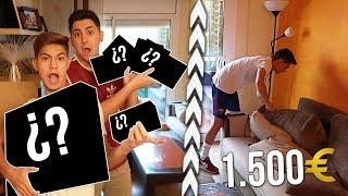 ¡¡ESCONDO 1500€ EN REGALOS!! [SORTEO 1 MILLÓN]