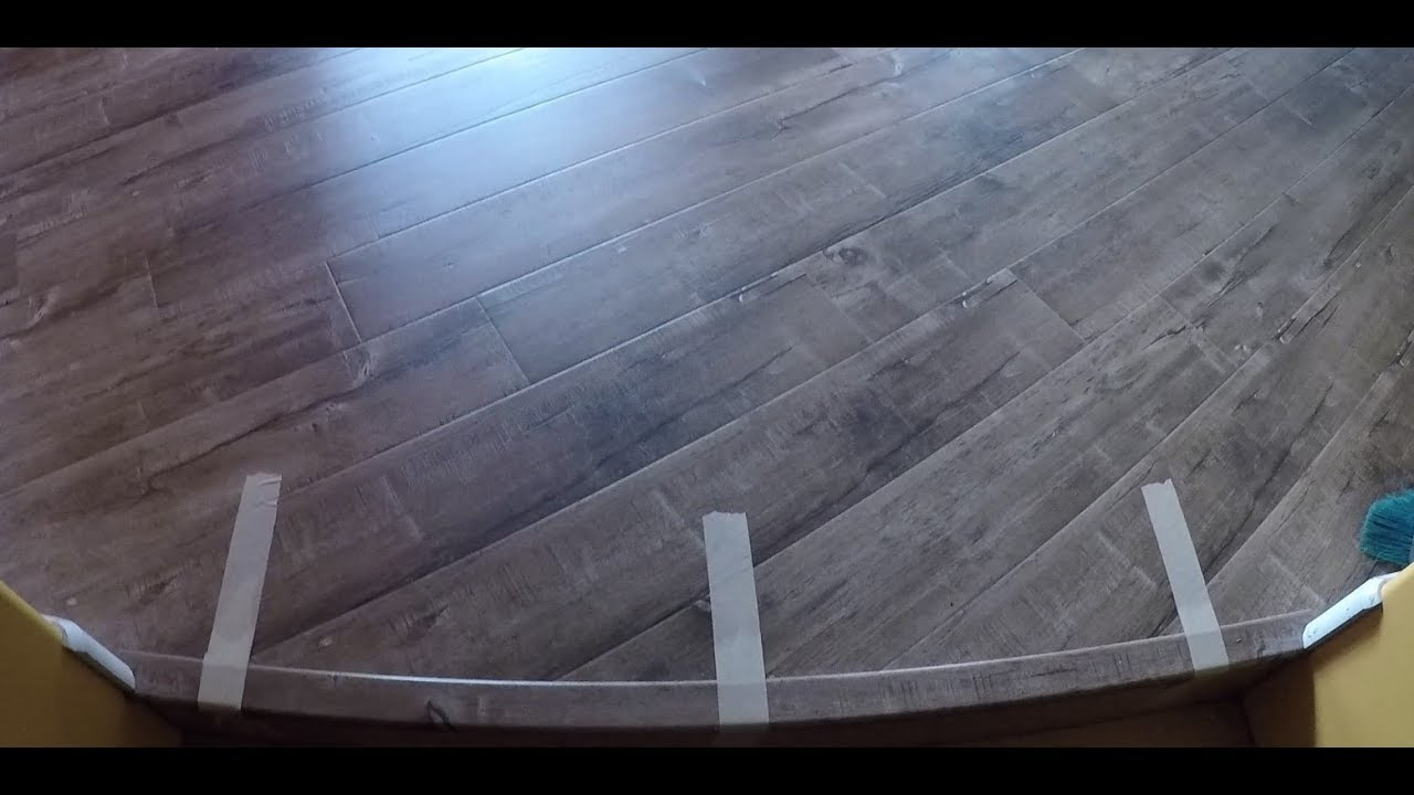 How To Laminate Flooring Stair Nose End Cap T
