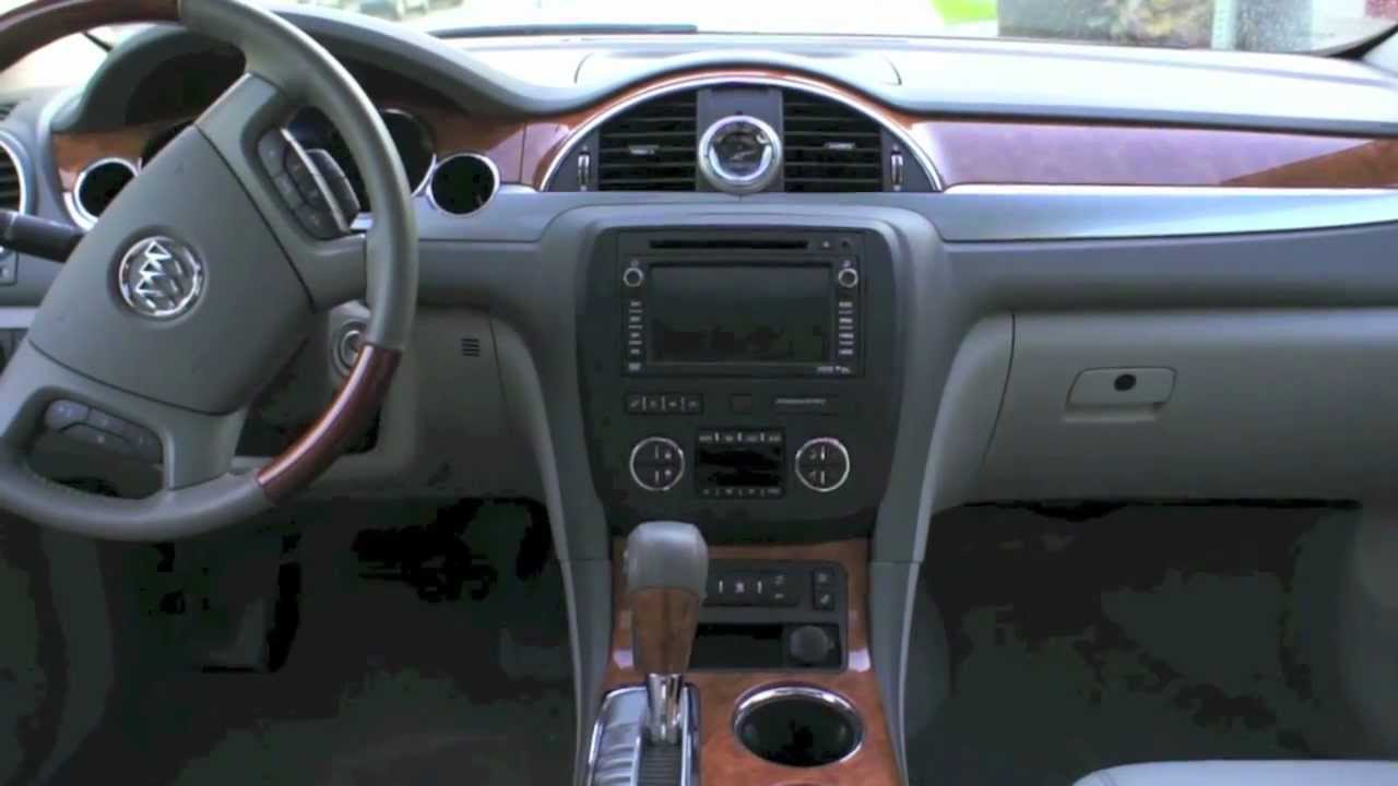 2012 buick enclave cxl the lead foot review youtube. Black Bedroom Furniture Sets. Home Design Ideas