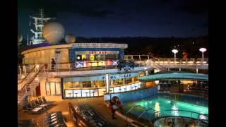 Royal Caribbean International cruise Serenade of the seas 2013