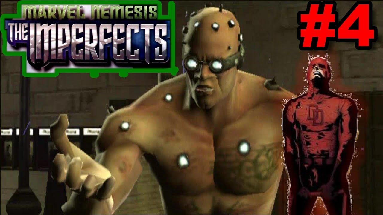 Marvel Nemesis: Spiderman vs johnny ohm - YouTube  |Marvel Nemesis Johnny Ohm
