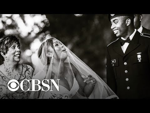 Lori Bradley - Mom gets surprised at her wedding by son home from the military. LOVE THIS!