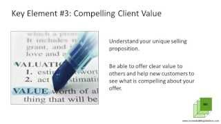 Internet marketing plan: 4 elements of an internet marketing plan