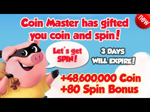 Free Spin Coin Master 01 03 2021