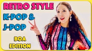 20 Best K-Pop & J-Pop Retro Style Songs (1940s-90s): BoA 18th Anniversary Edition [REUPLOAD]