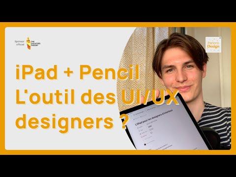 L'iPad pour les designers UI/UX ? - Wireframes et illustrations - Podcast