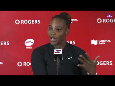 Serena Williams Speaks Out After Being Forced To Withdraw From Rogers Cup Final Due To Injury