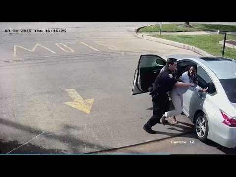 Social Worker Calls 911 To Report Police Officer Who Pulled Her Over: Get Off Me
