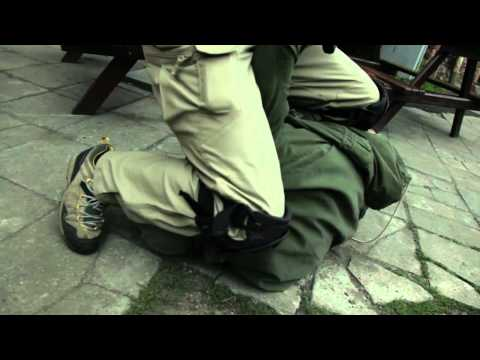 HELIKON-TEX Urban Tactical Pants in action