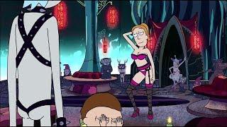 Rick and Morty»1x2/LAWNMOWER DOG latino