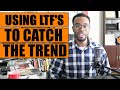 Forex Trading: Using Lower Timeframes to Catch the Trend
