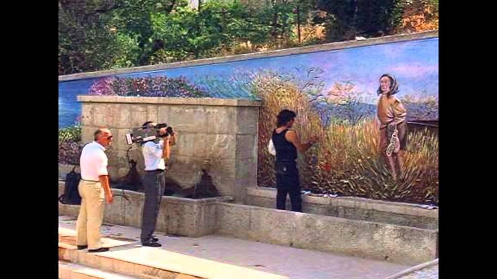 Satriano Di Lucania Murales.Murales In Pillole Satriano Di Lucania