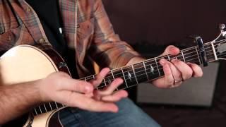 Somebody To Love Queen Acoustic Guitar Tutorial Intermediate
