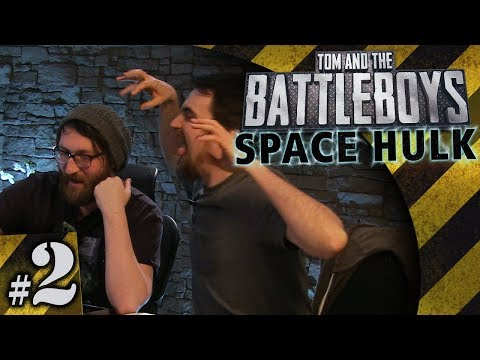 BATTLEBOYS - Space Hulk #2 - Tom's Elite Plays