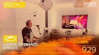 A State Of Trance Episode 929 [#ASOT929] (Hosted by Ruben de...
