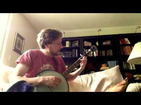 She Went Back to Witchita - Gillian Welch Cover by Matthew Bishop