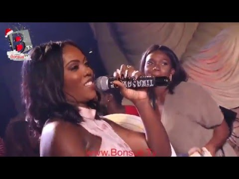 """Video: Watch the """"RED"""" Album LISTENING PARTY as INDUSTRY NITE Host TIWA SAVAGE"""