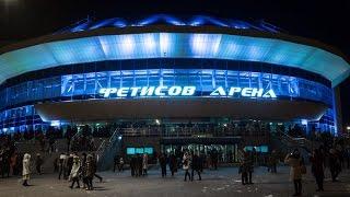 Фетисов арена. Владивосток. Чудеса трансформации