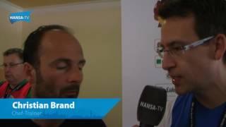 Interviews nach dem Landespokalfinale