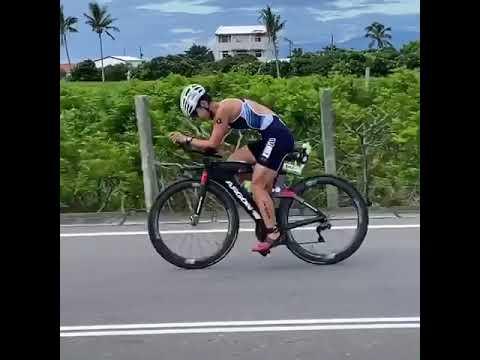 恭賀郭家齊同學 榮獲台東Ironman70.3賽事 女子組總冠軍!